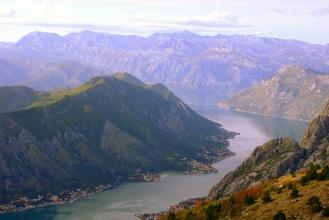 Baie de Kotor