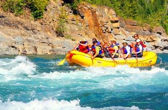 Rafting au Monténégro