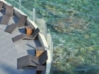 Hôtel sur la plage de Budva