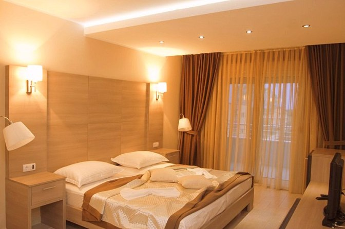 chambre hotel laguna ulcinj montenegro