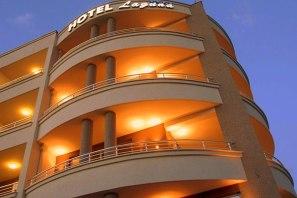 hotel laguna ulcinj montenegro